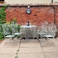 Kovové záhradné sedenie Vintage FSVG1