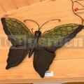 Kovový motýľ B