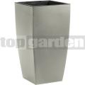Kvetináč Casa Matt svetlo-šedý 517581