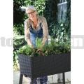 Kvetináč Easy Grow 120L Antracit