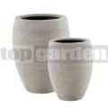 Kvetináč Gosport 67 Warm Concrete