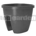 Kvetináč na zábradlie My City Garden Granit 515016