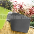 Kvetináč na zábradlie My City Garden Granit 515389