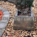 Kvetináč Natur - imitácia dreva