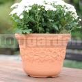 Kvetináč Slnečnica 35 cm terakota