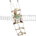 Lanový rebrík 4 strany