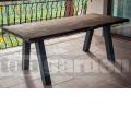 Masívny stôl Gemer na mieru