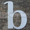 """Nerezové súpisné písmeno malé  """"b"""""""