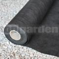 Netkaná textília 1,6m čierna