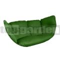 Poduška na hojdačku Kacper zelená