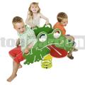 Pružinová hojdačka Žaba quartet 176010