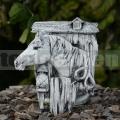 Reliéf hlava koňa ba 214