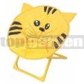 Skladacie detské kreslo Garfield