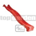 Šmýkačka S-Line 3 m KBT červená