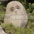 Kamenná sova 40 cm
