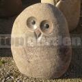 Kamenná sova 50 cm