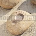 Stopa z kameňa