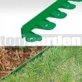 Stratený obrubník 3m zelený