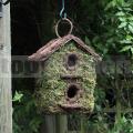 Vtáčia búdka Bush Wood double BFHMB1