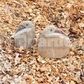 Vták z kameňa 15 cm
