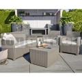 Záhradný set Corona + box CS 231416