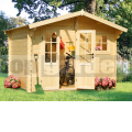 Záhradná chatka Steyr 2B AKTION