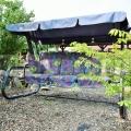 Záhradná hojdačka Rimini 10 466446