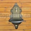 Záhradná studnička VERONA hammer zlato