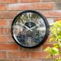 Záhradné nástenné hodiny Rosewood