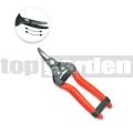 Záhradné nožnice so šikmými nožmi 16,5cm 346