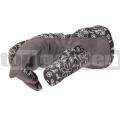 Záhradné rukavice 9/M 23052 sivé