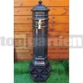 Záhradný hydrant Style antik bronz