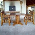 Záhradný nábytok Acacia Fotel