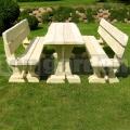 Záhradný nábytok SET SM1 170