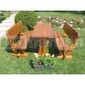 Záhradný nábytok SET SM1 250
