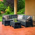 Rohový záhradný nábytok Corfu Relax AG 227816
