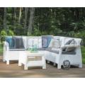 Záhradný rohový set Corfu Relax WG 225177