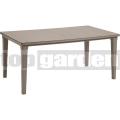 Záhradný stôl Futura cappuccino 209265