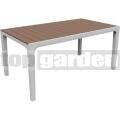 Záhradný stôl Harmony cappuccino 223309